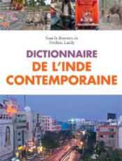 Dictionnaire de l'Inde contempraine